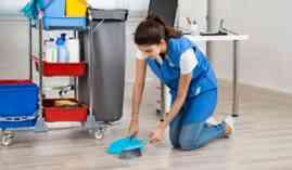 Curso Gratuito Curso de Limpieza en Colegios