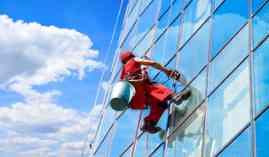 Curso gratuito Limpieza de Cristales en Edificios y Locales