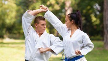 Curso Gratuito Monitor de Karate + Especialización en Nutrición de la Práctica Deportiva (Doble titulación + 8 Créditos ECTS)