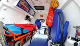 Curso gratuito Técnico en Prevención de Riesgos Laborales en Transporte Sanitario