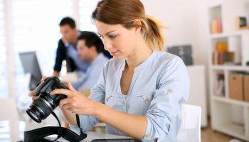 Curso gratuito Captación Fotográfica (Online)