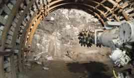 Curso gratuito Operaciones de Excavación y Sostenimiento con Tuneladora de Rocas