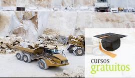 Cursos gratuitos Operaciones Auxiliares En Plantas De Elaboración De Piedra Natural Y De Tratamiento Y Beneficio De Minerales Y Rocas. Iexd0308